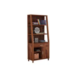 Arnold Bookshelf (Teak Finish)