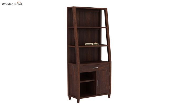 Arnold Bookshelf (Walnut Finish)-3