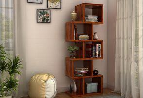 Wooden Bookshelf Online Gurgaon Hyderabad Bangalore Mumbai India