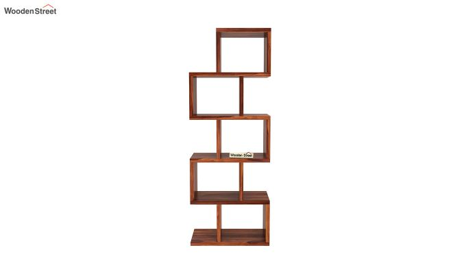 Cagney Book Shelves (Honey Finish)-3