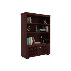 Cambrey Book Shelves (Mahogany Finish)