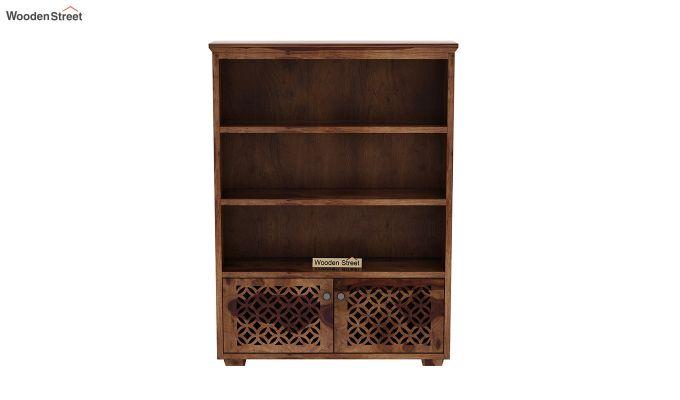 Cambrey Book Shelves (Teak Finish)-3