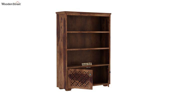 Cambrey Book Shelves (Teak Finish)-4