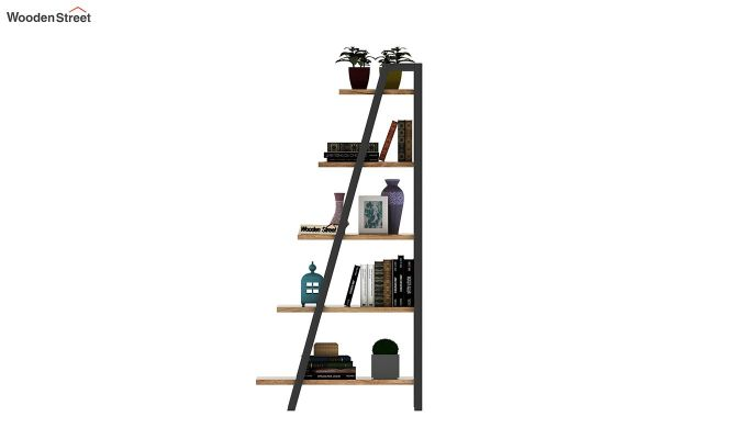 Carleson Loft BookShelf (Natural Finish)-3