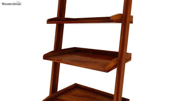 Celine Book Shelves (Honey Finish)-5