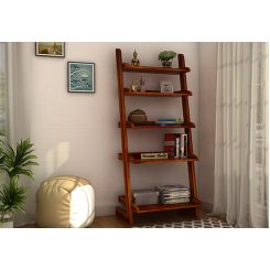 Celine Book Shelves (Honey Finish)