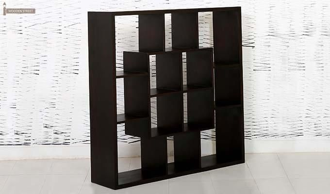 Craig Bookshelf (Mahogany Finish)-2