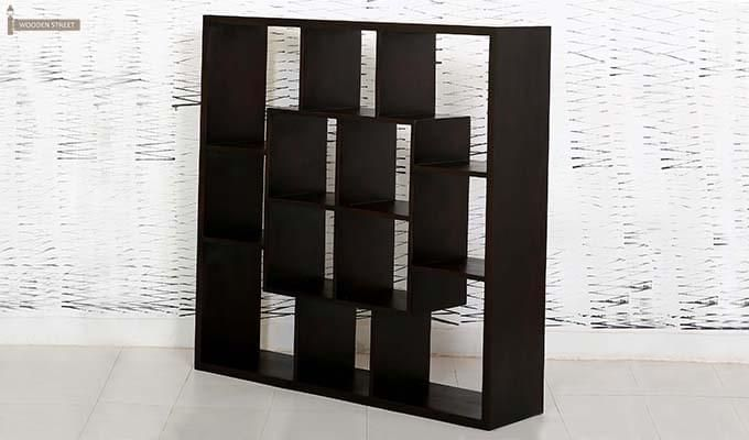 Craig Bookshelf (Mahogany Finish)-4
