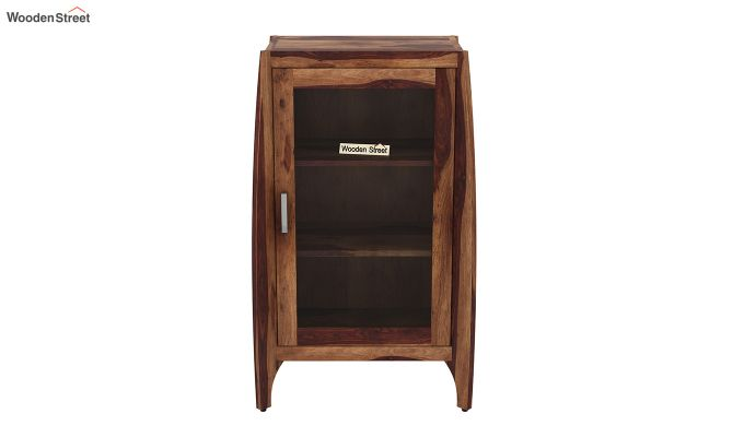 Envoy Bookshelf (Teak Finish)-3
