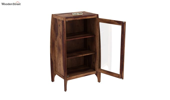 Envoy Bookshelf (Teak Finish)-4