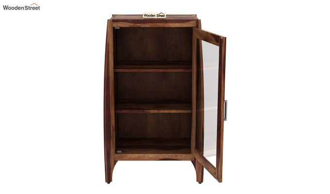 Envoy Bookshelf (Teak Finish)-5