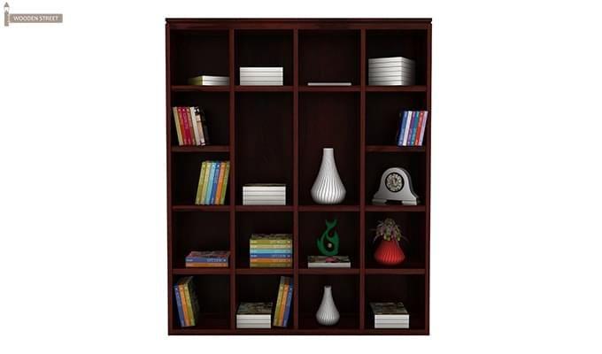 Fanny Bookshelf (Mahogany Finish)-3