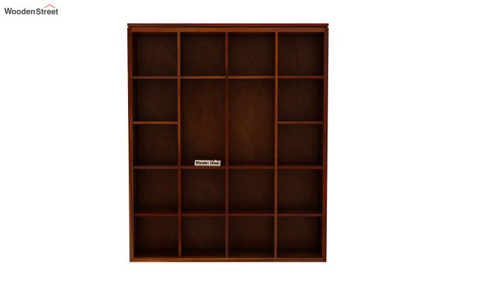 Fanny Bookshelf (Honey Finish)-4