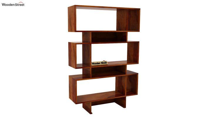 Grace Bookshelf (Honey Finish)-4