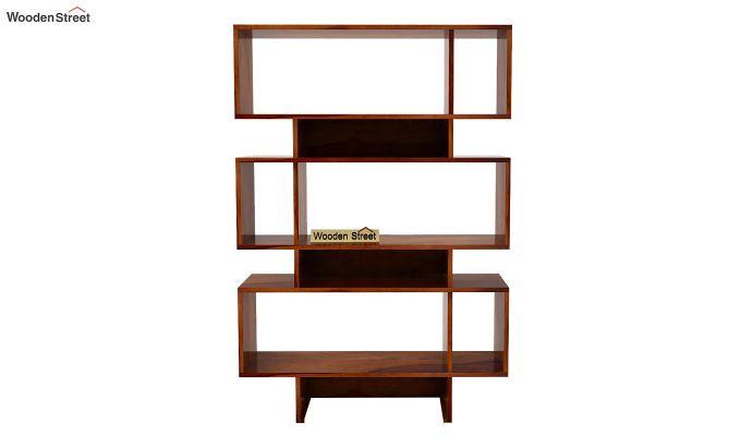 Grace Bookshelf (Honey Finish)-5