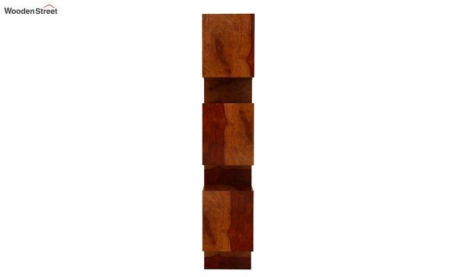 Grace Bookshelf (Honey Finish)-6
