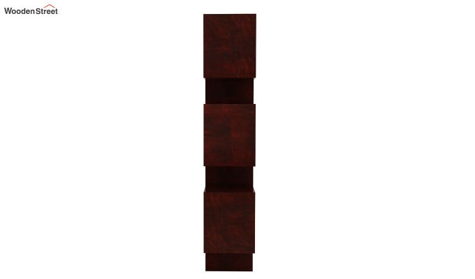 Grace Bookshelf (Mahogany Finish)-5