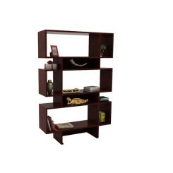 Grace Bookshelf (Mahogany Finish)