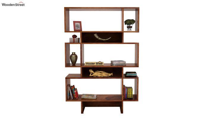 Grace Bookshelf (Teak Finish)-2