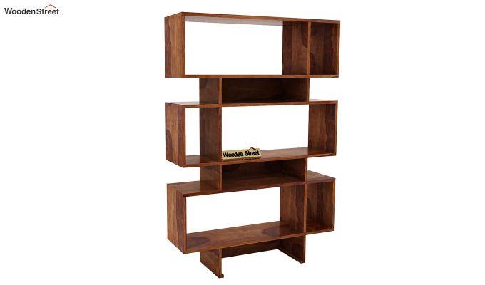 Grace Bookshelf (Teak Finish)-3