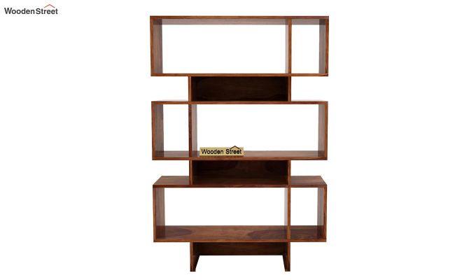 Grace Bookshelf (Teak Finish)-4