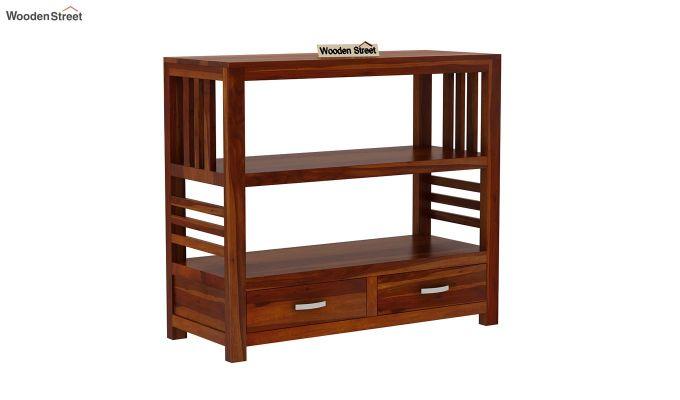 Greta Book Shelf (Honey Finish)-2