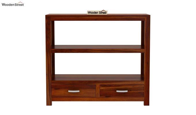 Greta Book Shelf (Honey Finish)-3