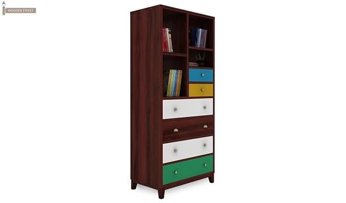 Hammons Bookshelf (Mahogany Finish)-2