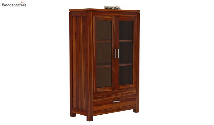 Heimo Bookshelf (Honey Finish)-3