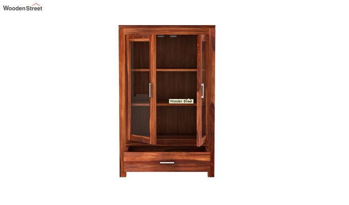 Heimo Bookshelf (Honey Finish)-5