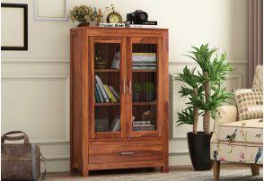 Bookshelf Online - Buy Wooden Bookshelves in India at Best