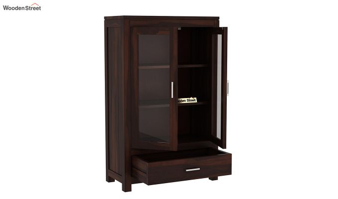 Heimo Bookshelf (Walnut Finish)-4