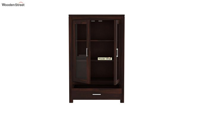 Heimo Bookshelf (Walnut Finish)-5