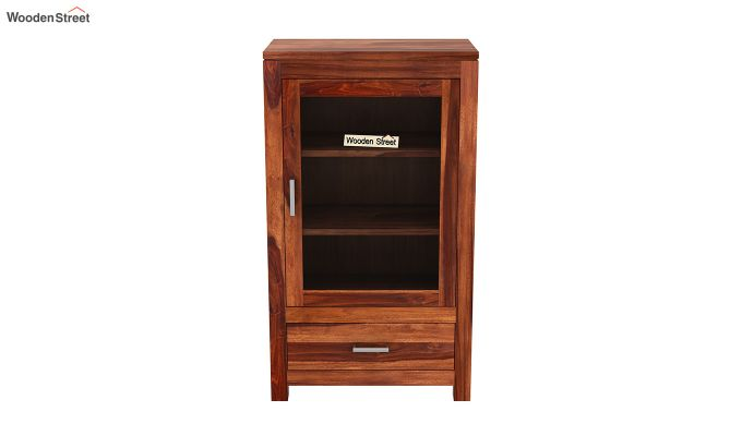 Holo Bookshelf (Honey Finish)-3