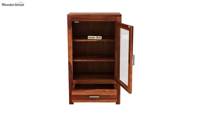 Holo Bookshelf (Honey Finish)-5