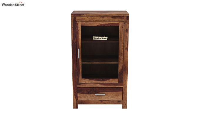Holo Bookshelf (Teak Finish)-3