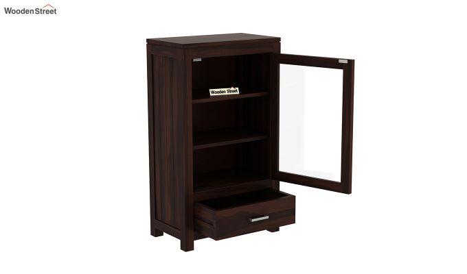 Holo Bookshelf (Walnut Finish)-4