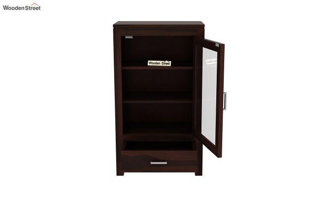 Holo Bookshelf (Walnut Finish)-5