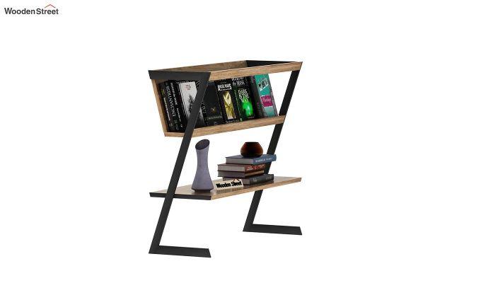 Kelis Loft BookShelf (Natural Finish)-2