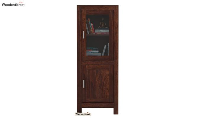 Lacey Bookshelves (Walnut Finish)-3