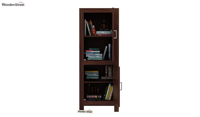 Lacey Bookshelves (Walnut Finish)-7