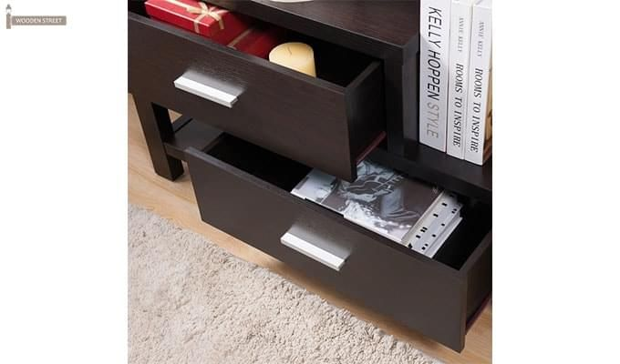 Lilian Bookshelves (Black Finish)-2