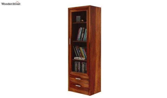 Marcella Bookshelves (Honey Finish)-2