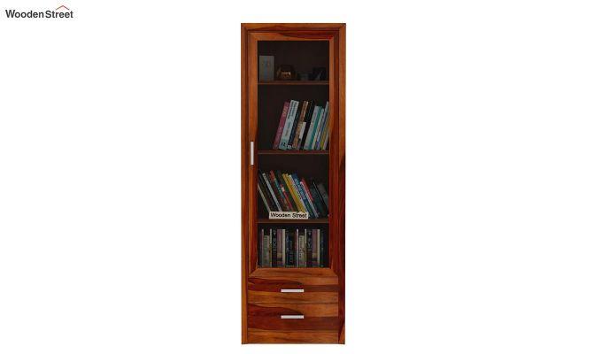 Marcella Bookshelves (Honey Finish)-3