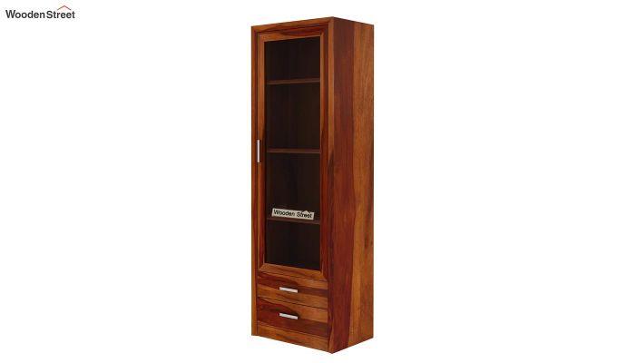 Marcella Bookshelves (Honey Finish)-4