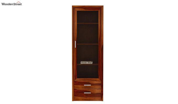 Marcella Bookshelves (Honey Finish)-5