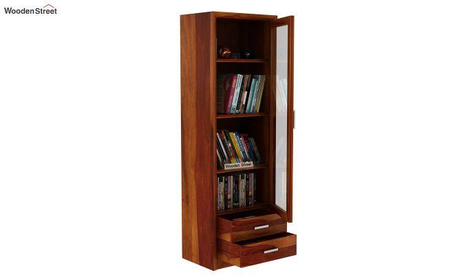 Marcella Bookshelves (Honey Finish)-6