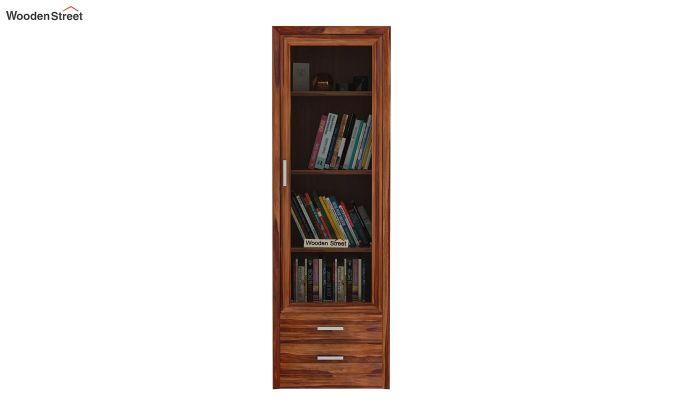 Marcella Bookshelves (Teak Finish)-2