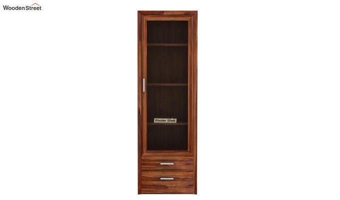 Marcella Bookshelves (Teak Finish)-4