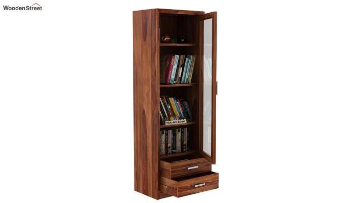Marcella Bookshelves (Teak Finish)-5